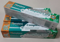 ยาสีฟัน Complete Care  by Himalaya Herbals
