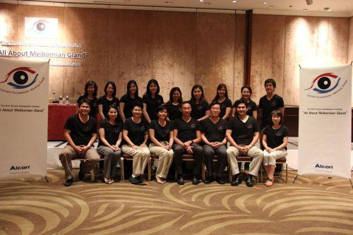 สมาชิกชมรม TSOPRS (Thai Society of Ophthalmic Plastic and Reconstructive Surgery)