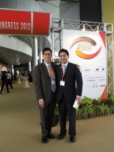 Dr. Nattawut Wanumkarng 's Presentation: Optimizing The Success for Revision Endoscopic Dacryocystorhinostomy (DCR)