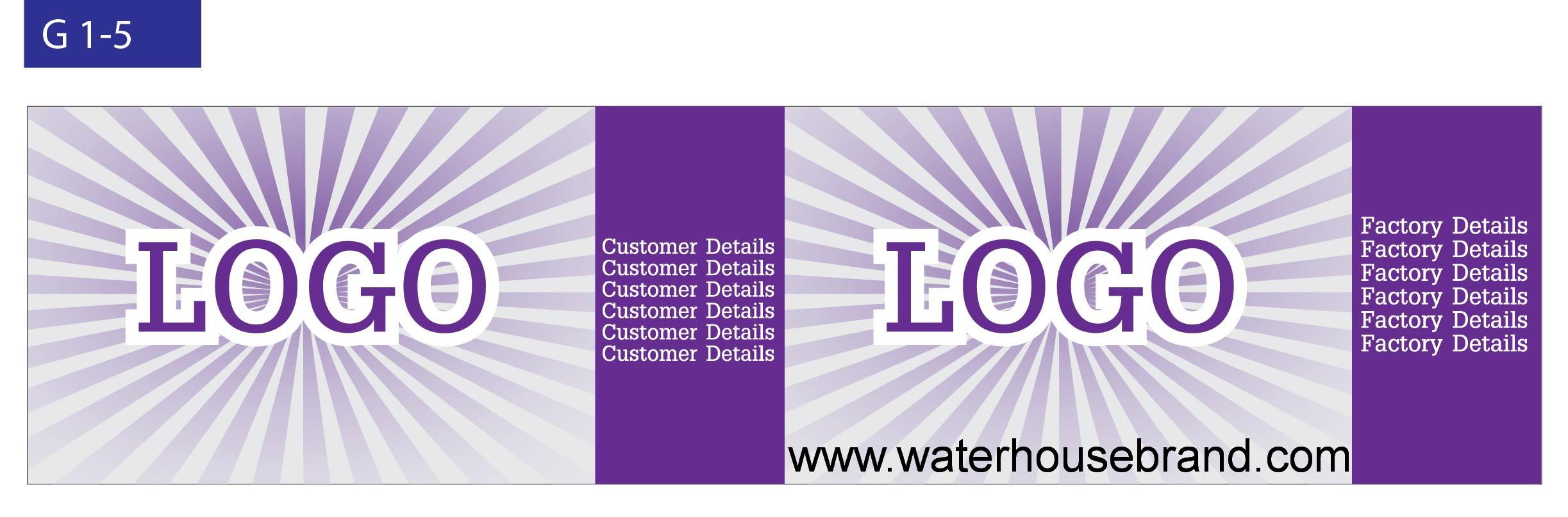 waterhouse-แบบฉลากน้ำดื่ม-g15