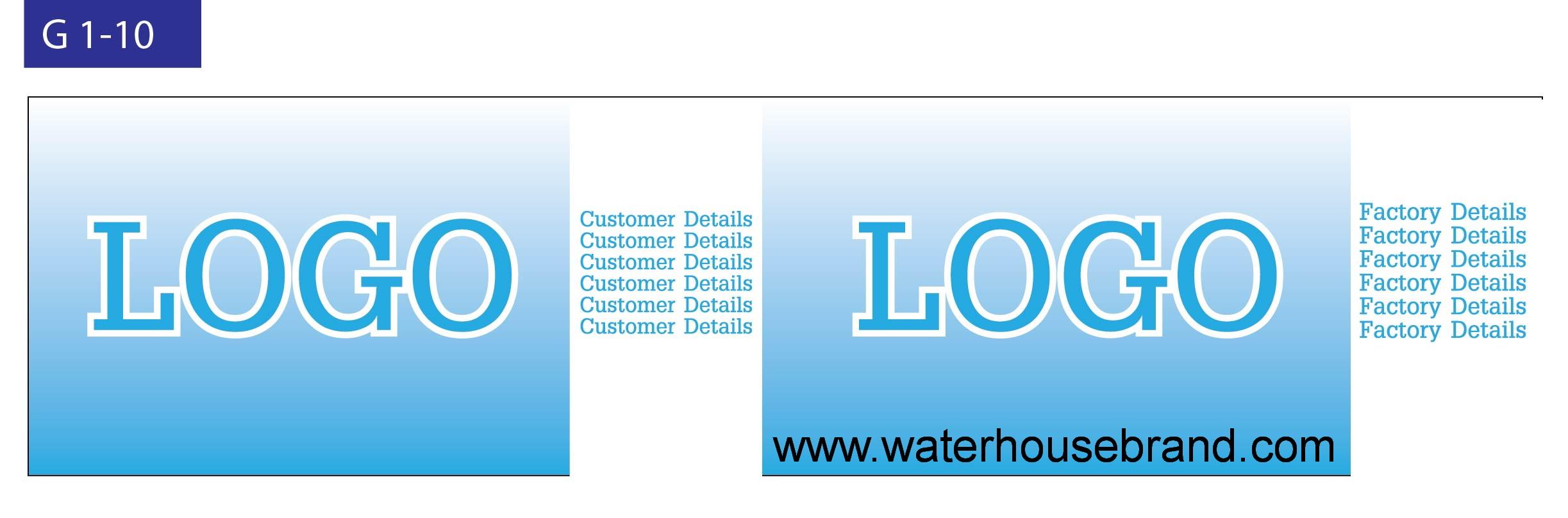 waterhouse-แบบฉลากน้ำดื่ม-g110