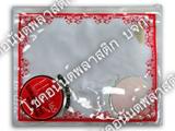 ZIP BAG-Plasticสกรีนโลโก้3สี
