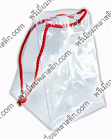 BAG PLASTIC PVC-BAG SHOPPING