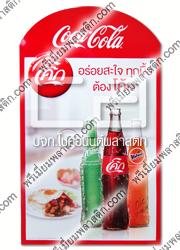 Poster PVC-VACUUM Coca Cola