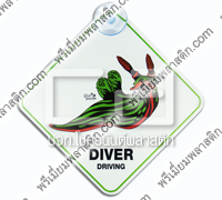 DIVER DRIVING