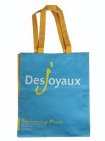 Bags to reduce global warming.กระเป๋าผ้าลดโลกร้อนโรงงานเย็บกระเป๋าผ้าพร้อมพิมพ์สกรีนตามออร์เดอร์