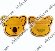 กระเป๋าใส่เหรียญรูปหัวหมี การ์ตูนลิขสิทธิ์