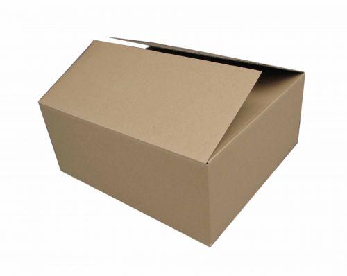 กล่องกระดาษลังลูกฟูกสีเหลี่ยมทรงเตี้ย
