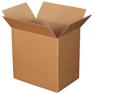 กล่องกระดาษลังลูกฟูกสีเหลี่ยมทรงสูง
