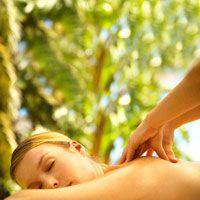 นวดอโรมา (Aroma Massage)