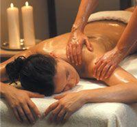 รูปแบบและบริการของสปาที่ได้รับความนิยม เช่น การนวดร่างกาย (Body Massage)