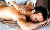 Men's Rubdown  หรือการนวดผ่อนคลายกล้ามเนื้อ