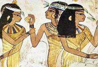 """ชาวอียิปต์โบราณก่อนคริสต์กาลราวสองพันปี  ได้ใช้ """"น้ำมันหอมระเหย"""" (Essential Oils) ในการรักษาโรคภัย  และเพื่อความงามของร่างกายทั้งภายในและภายนอก"""
