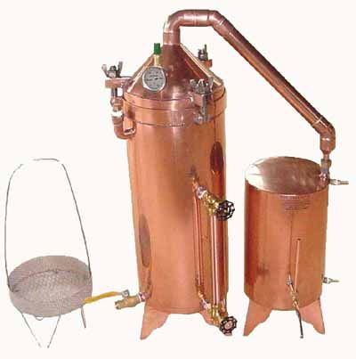 วิธีการผลิต การสกัด น้ำมันหอมระเหย (Essential Oils)