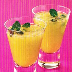 สูตร-วิธีการทำเครื่องดื่มน้ำผัก น้ำผลไม้ สูตรลดความเครียด สัปปะรด-ขึ้นฉ่าย-เลมอน