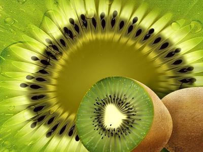 สูตร-วิธีการทำเครื่องดื่มน้ำผัก น้ำผลไม้ สูตรลดความเครียด กีวี-แตงกวา-ทับทิม