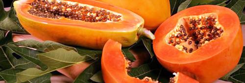สูตร-วิธีการทำเครื่องดื่มน้ำผัก น้ำผลไม้ สูตรลดความเครียด มะละกอ-มะเขือเทศ-พริกหวานแดง