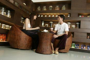 ฮาปาสปา Hapa Bangkok Spa, Day Spa มุมน้ำชาแห่งแรกของไทยซึ่งมีชาหลากรสและชาสมุนไพรทั่วทุกมุมโลก