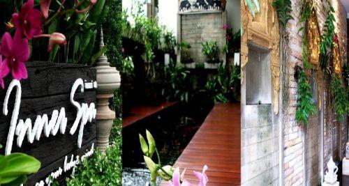 อินเนอร์ สปา, กรุงเทพฯ  Inner Spa, Bangkok