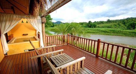 ปาย ฮอทสปริง สปา รีสอร์ท,  แม่ฮ่องสอน Pai Hotspring Spa Resort, Mae Hong Son