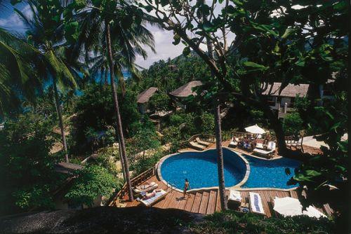 ศิลารมย์ สปา Silarom Spa ตั้งอยู่ภายในบริเวณ บ้านหินทราย รีสอร์ท  Baan Hin Sai Resort