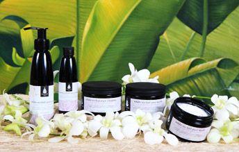 ผลิตภัณฑ์บำรุงผิวหน้า Facial Products ของ โสรณา สปา หาดป่าตอง จ.ภูเก็ต Sovrana Spa