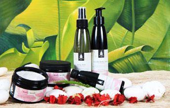 ผลิตภัณฑ์บำรุงผิวกาย Body Products ของ โสรณา สปา หาดป่าตอง จ.ภูเก็ต Sovrana Spa