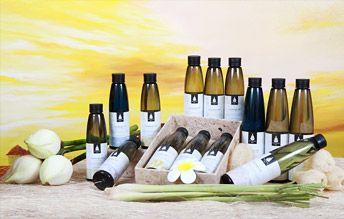 ผลิตภัณฑ์น้ำมันนวด Massage Oils ของ โสรณา สปา หาดป่าตอง จ.ภูเก็ต Sovrana Spa