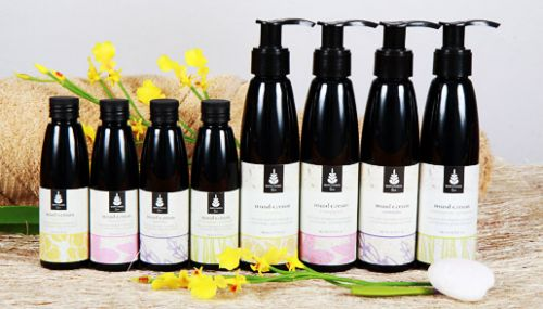 ผลิตภัณฑ์ครีมทามือ Hand Cream ของ โสรณา สปา หาดป่าตอง จ.ภูเก็ต Sovrana Spa