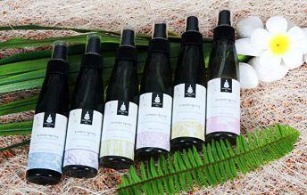 ผลิตภัณฑ์สเปรย์กันยุง Sprays ของ โสรณา สปา หาดป่าตอง จ.ภูเก็ต Sovrana Spa