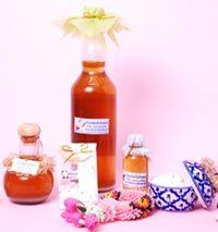สูตร-วิธีการทำผลิตภัณฑ์สปา- น้ำมันเหลืองสมุนไพร ตำรับชาววัง