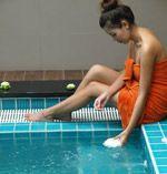 ♦ อบไอน้ำสมุนไพร Aromatic Steam Sauna and Hydro Baht   จิตรา เวลเนส สปา,สปา กรุงเทพฯ Chitra WellNess Spa, Spa Bangkok