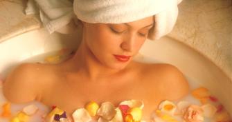 สูตรสวยจากธรรมชาติ-อาบน้ำแร่แช่น้ำนม เพื่อผิวนุ่มเนียน ขาวสดใส