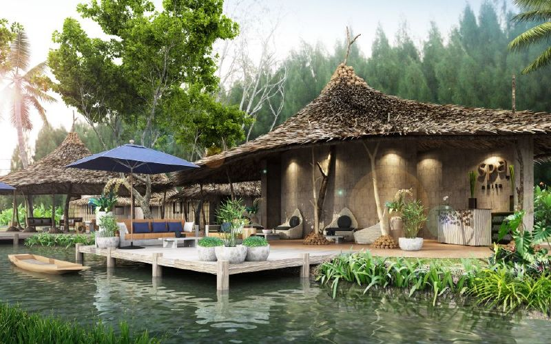 อสิตา อีโค รีสอร์ท Asita Eco Resort