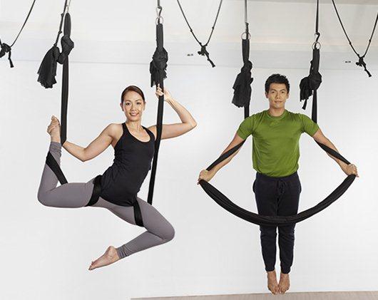 โยคะต้านแรงโน้มถ่วง (Antigravity Yoga) คืออะไร?