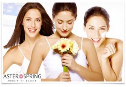 ประกาศรับสมัครพนักงานสปา: Aster Spring (7 สาขา กรุงเทพฯ)