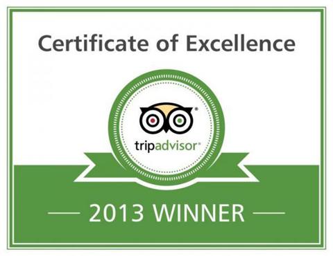 ข่าวประชาสัมพันธ์โรงแรม: โรงแรมฮิลตัน หัวหิน รีสอร์ท แอนด์ สปา รับรางวัล Tripadvisor Certificate of Excellence