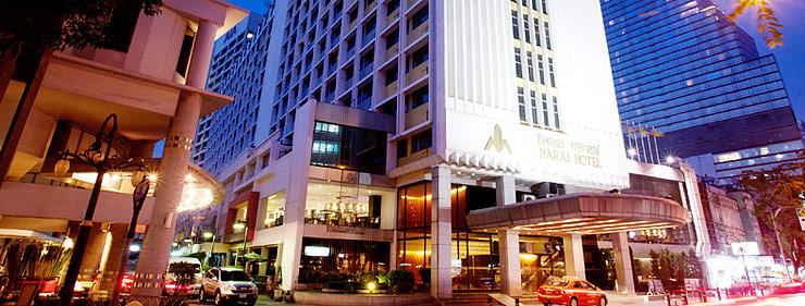 ประกาศรับสมัครพนักงานสปา: Naral Hotel Bangkok โรงแรมนารายณ์ กรุงเทพฯ (บางรัก กรุงเทพฯ)