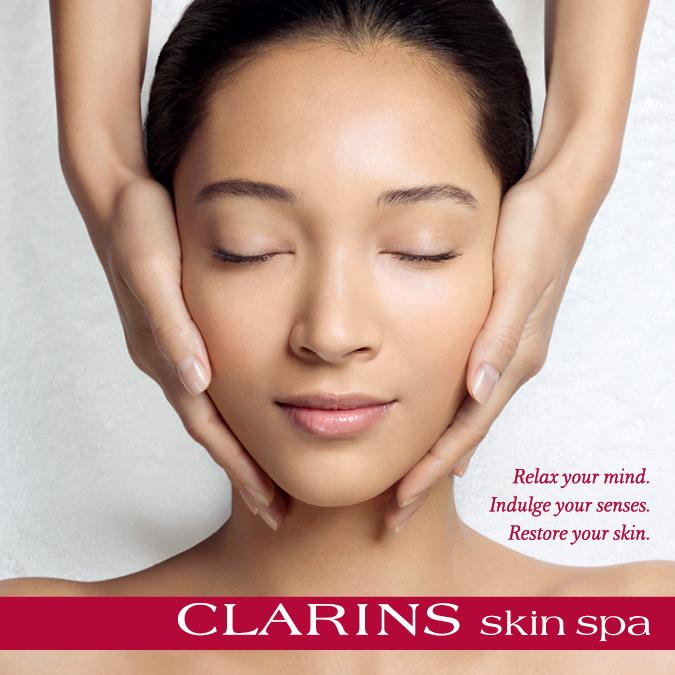 ประกาศรับสมัครพนักงานสปา: Clarins Skin Spa (คลองเตย กรุงเทพฯ)