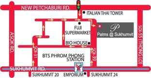 ประกาศรับสมัครพนักงานสปา: รีทรีท @ 39, โรงแรมปาล์ม@สุขุมวิท Retreat@39, Palms@Sukhumvit Hotel (สุขุมวิท กรุงเทพฯ)