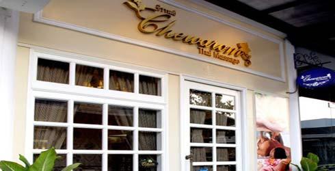 ประกาศรับสมัครพนักงานสปา: Chewarom Thai Massage and Spa ชีวารมย์ ไทยมาสสาจ แอนด์ สปา (กรุงเทพฯ)