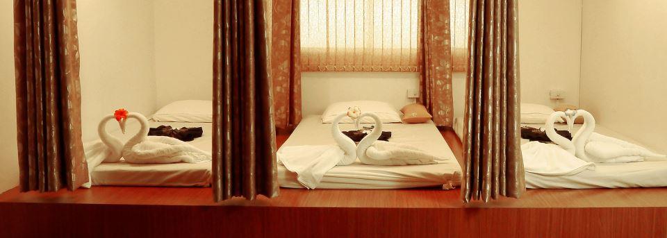 ประกาศรับสมัครพนักงานสปา: The Massage House เดอะ มาสสาจ เฮ้าส์ (พญาไท กรุงเทพฯ)