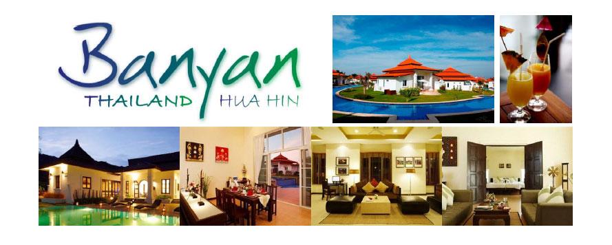 ประกาศรับสมัครพนักงานสปา: Banyan The resort Hua Hin บันยัน เดอะ รีสอร์ท หัวหิน (หัวหิน)