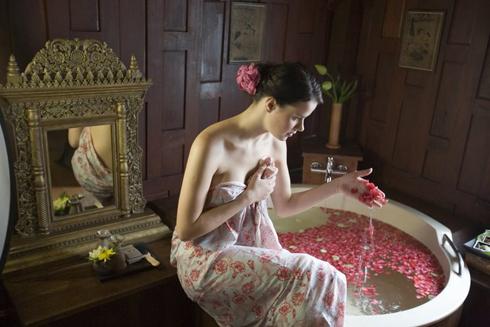 สูตร-วิธีผสมผลิตภัณฑ์สปา- น้ำมันหอมระเหย รักษาโรค ด้วยวิธีการแช่ในอ่างอาบน้ำ
