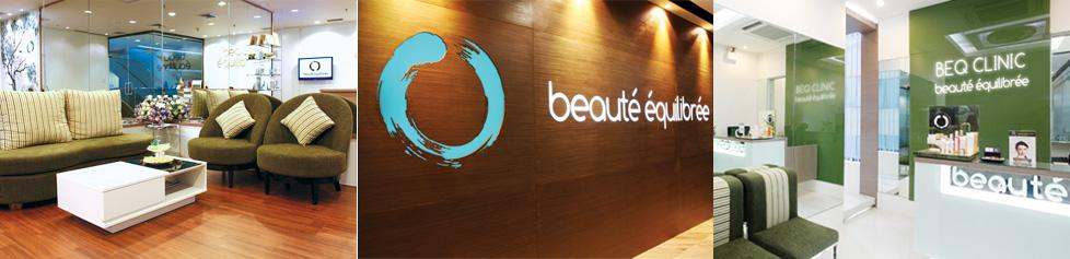 ประกาศรับสมัครพนักงานสปา: Beaute Rquilibree Medical Spa & BEQ Clinic บริษัท โบเต้ เอควิบิเบร่ จำกัด (สีลม กรุงเทพฯ)