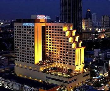 ข่าวประชาสัมพันธ์โรงแรม: ประชุมสบายใจกลางเมือง แพ็คเกจจัดประชุมที่โรงแรมโนโวเทล กรุงเทพ สยามสแควร์