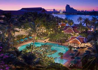 ข่าวประชาสัมพันธ์โรงแรม: สัมผัสมนต์เสน่ห์แห่งเทศกาลส่งความสุข ที่ อนันตรา กรุงเทพฯ ริเวอร์ไซด์ รีสอร์ท แอนด์ สปา