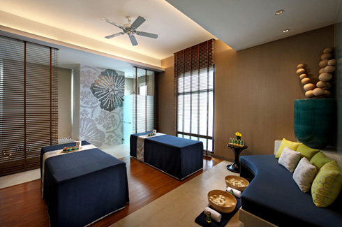 ประกาศรับสมัครพนักงานสปา: บรีซสปา-โรงแรมอมารี วอเตอร์เกท Amari Watergate Bangkok (ราชเทวี กรุงเทพฯ)