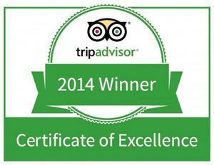 ข่าวประชาสัมพันธ์โรงแรม: โรงแรมและรีสอร์ทในเครือ ดิ ยูนิค คอลเลคชั่น ออฟ โฮเต็ล แอนด์ รีสอร์ท และ วาไรตี้ โฮเทล 8 แห่ง คว้ารางวัล TripAdvisor Certificate of Excellence 2557