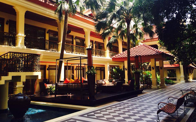 ข่าวประชาสัมพันธ์สปา: ปรนนิบัติผิวสวยด้วยมนตร์เสน่ห์แห่งโมร็อคโค ณ โลตัส สปา (Lotus Spa) โรงแรม เดอะ สุโกศล กรุงเทพฯ (The Sukosol Hotel Bangkok)